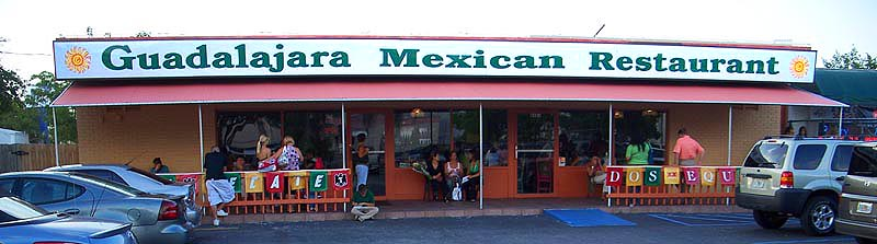 Mexican Restaurant In Pinecrest